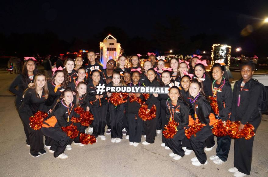 #ProudlyDeKalb Parade Photo