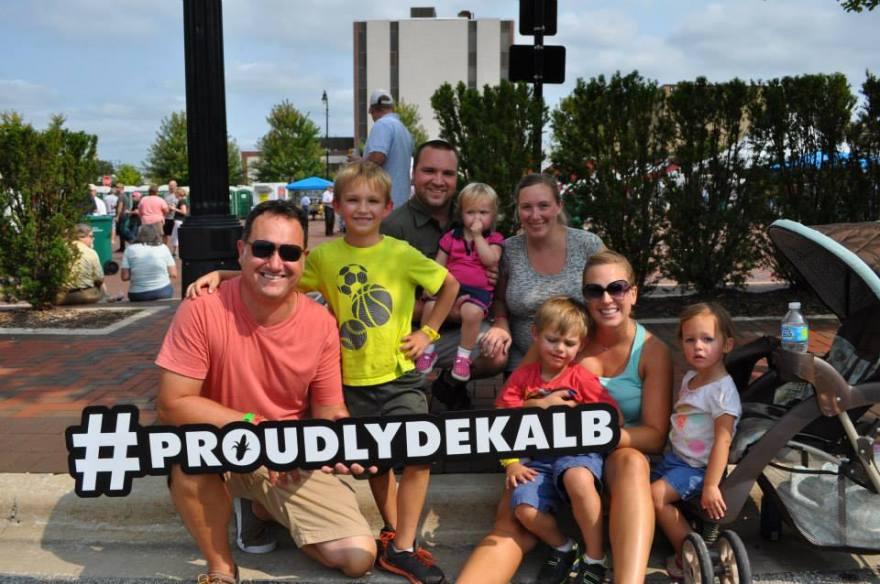 #ProudlyDeKalb Corn Fest Photo