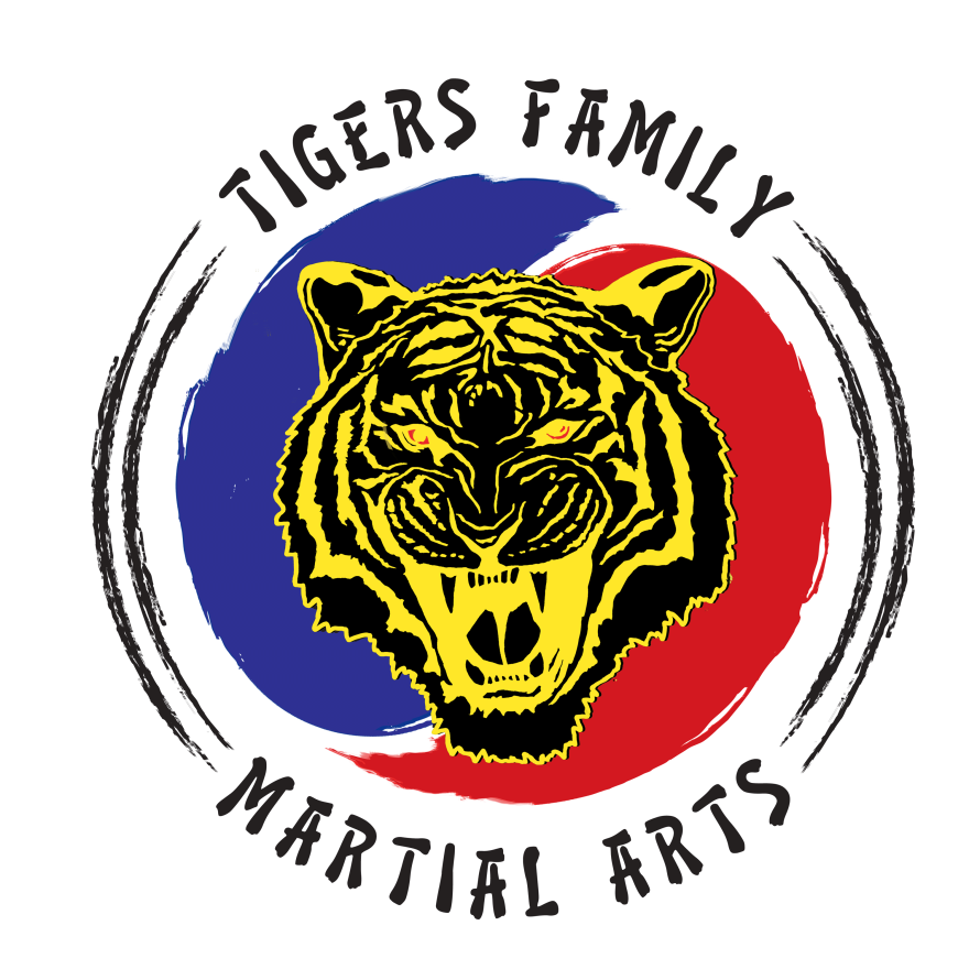 Tigers Family Martial Arts Logo